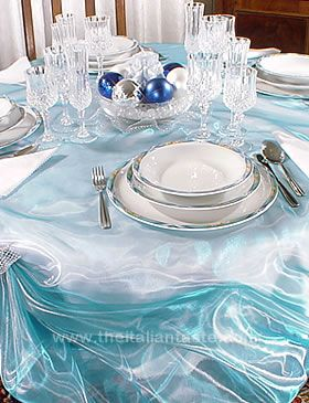 Setting the table for all occasions
