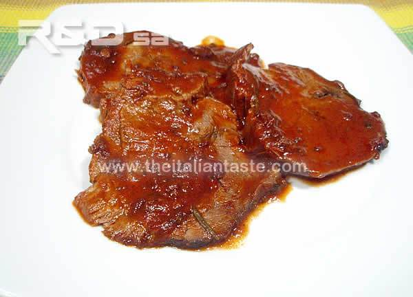 how to make sauce for roast beef